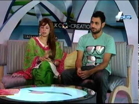 Iftar Transmission Guest Rehan Butt and Mrs Rehan Butt Ep 9 Part 4/5