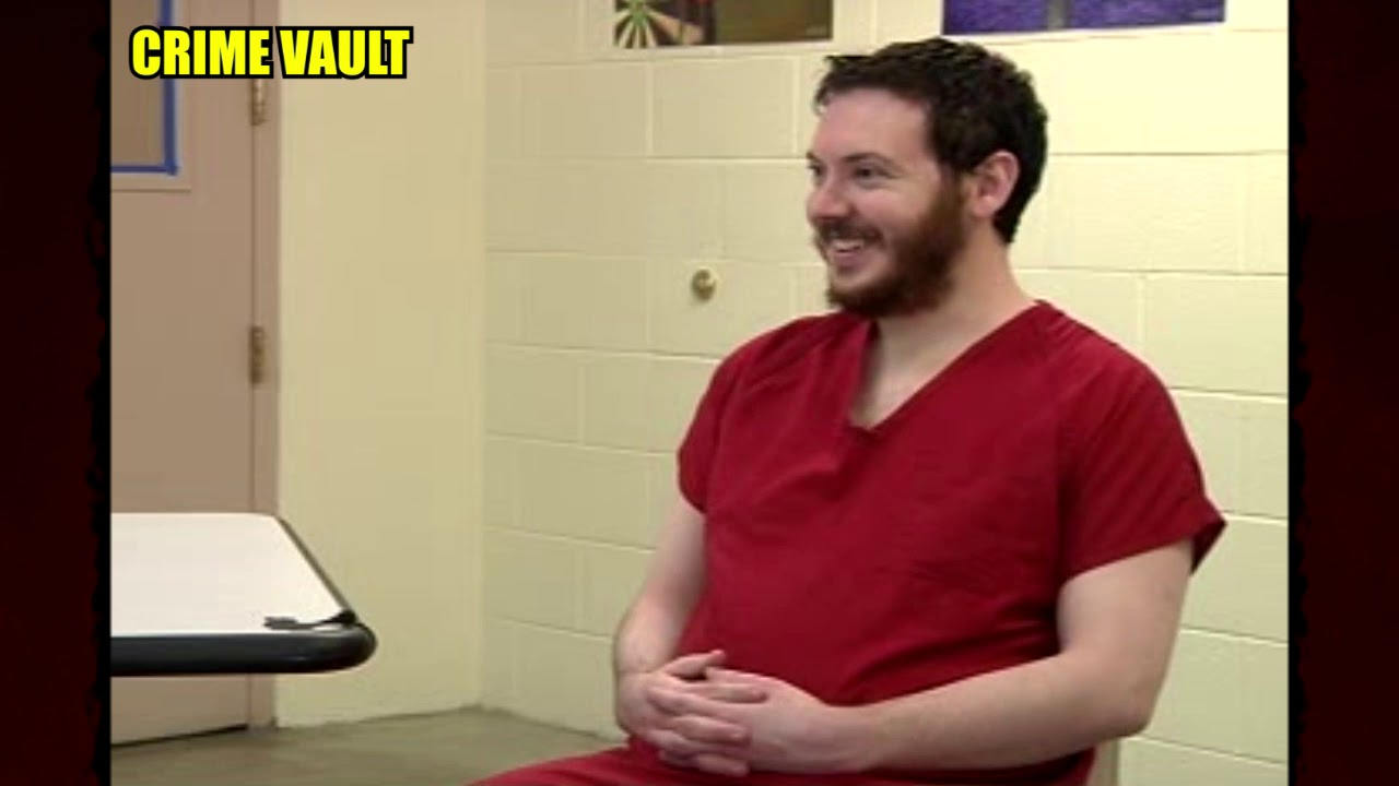 James Holmes Interview 5 - 8/28/14  with psychiatrist - Interview 5 of 5