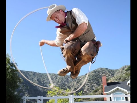 Trick Roper cowboy Will Roberts For Hire