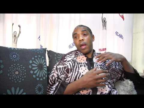 Must watch Femi Kuti Interview Pt 1