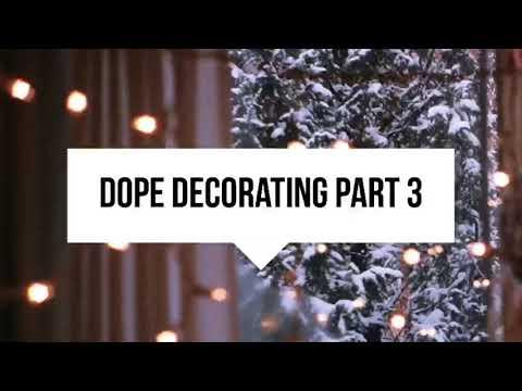 DOPE DECORATING PART THREE| Emily Edited This Btw