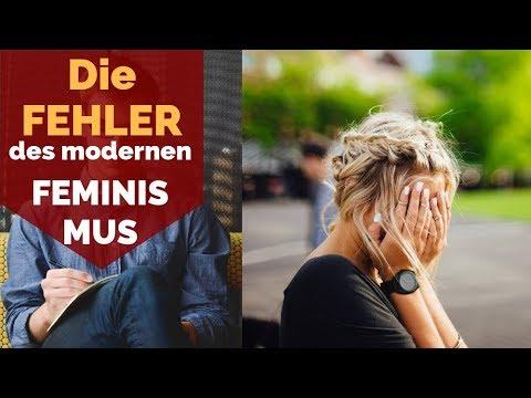 FEHLER des FEMINISMUS - Auflehnung gegen Gott? Was der Feminismus zerstört