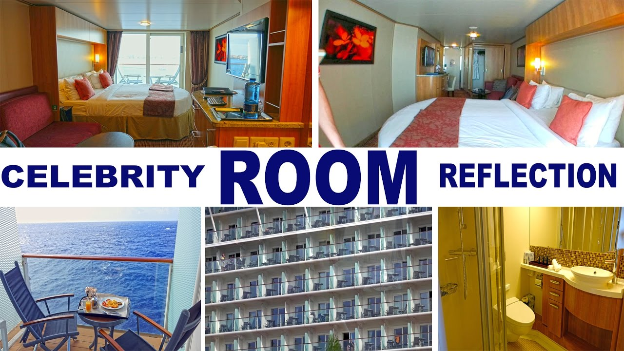 Celebrity Reflection Cabin 7121 - Category 2B - Deluxe ...