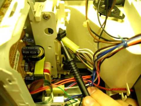 Видео Ремонт микроволновки своими руками подробно