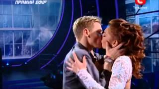 Танцуют все 5 - Ильдар Тагиров и Анна Единак 02.11.2012 Румба