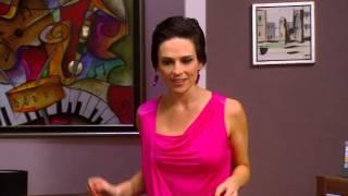 Betty hatalmas lelkesedéssel veti bele magát a munkába - tv2.hu/jobanrosszban