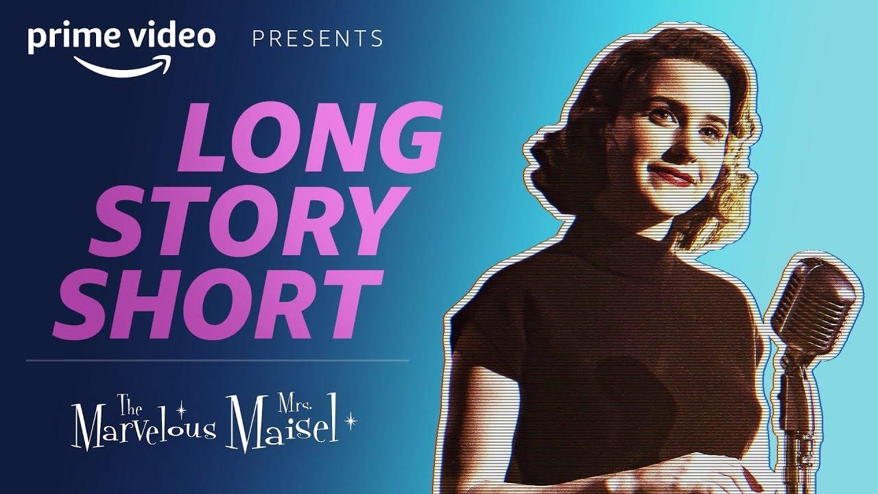 Download The Marvelous Mrs Maisel   Long Story Short Recaps Pilot   Prime Video
