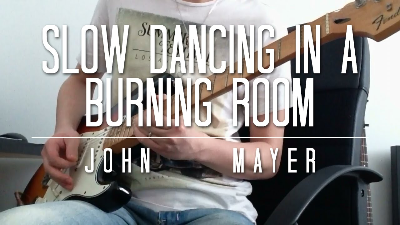 Slow Dancing In A Burning Room Live In La Cover 2nd Solo