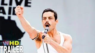 Bohemian Rhapsody Trailer #1 Rami Malek, Gwilym Lee, Ben Hardy, Bryan Singer 2018 Tw Trailer World