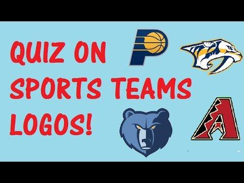 Hard Quiz on Sports Teams Logos! NHL, NFL, NBA, MLB, MLS and more!