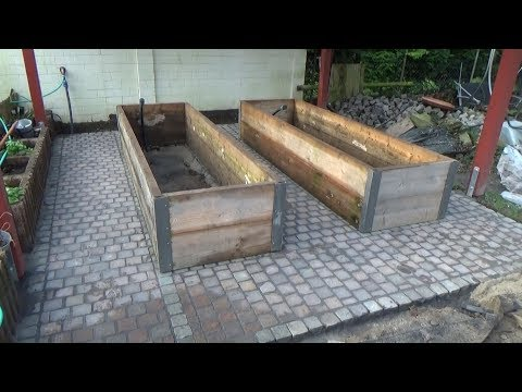 Hochbeet Zum Selber Bauen Bepflanzen Ideen Garten Gestalten