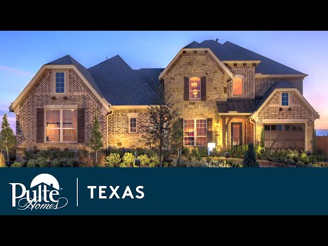 New Homes in San Antonio Texas - The Heights at Indian Springs by Pulte Homes