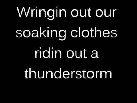 Rain is a good thing By Luke Bryan