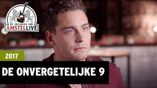 onvergetelijke 9   douwe bob the common linnets   de vrienden van amstel live 2017