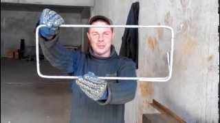 Ручной станок для гибки арматуры(от 300 до 500 хомутов в день, зависит от того кто стоит за станком и размера хомута., 2014-04-09T14:35:24.000Z)