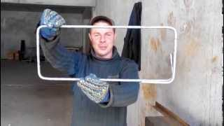 видео Ручной станок для гибки арматуры цена