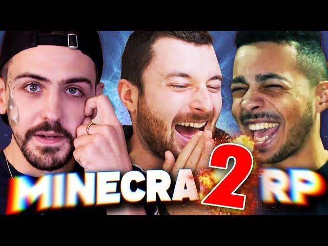 MINECRAFT RP #2 (Ft. Joyca et Mastu)