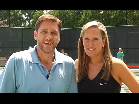 Mike and Stacy Greenberg talk youth tennis