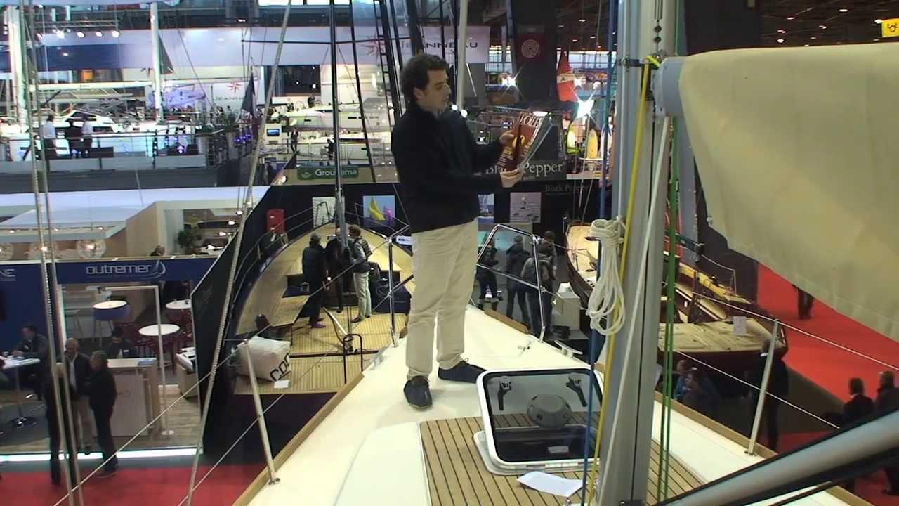 Salon nautique de paris 2013 moins de bateaux plus de for Parking porte de versailles salon nautique