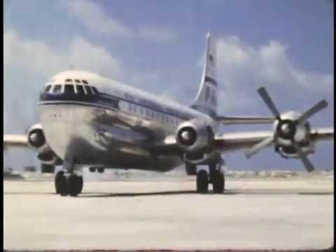Canton Island 1954