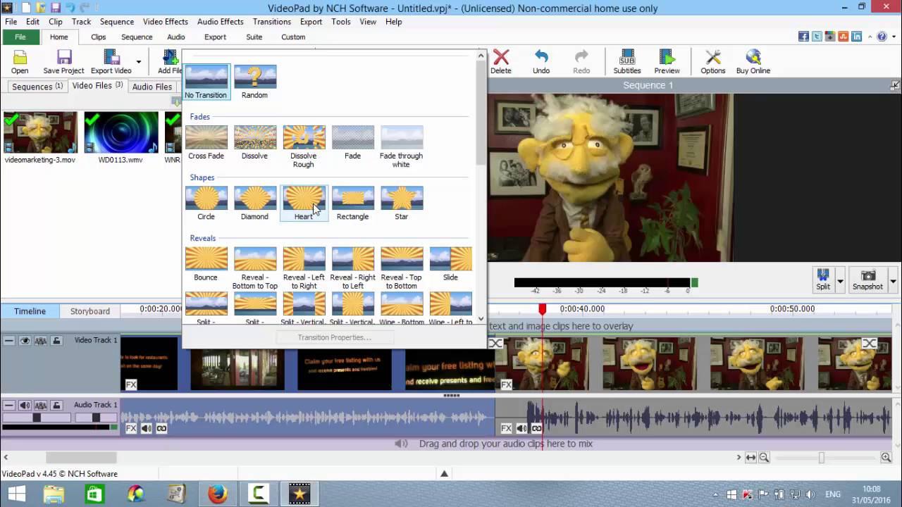 96 [TUTORIAL] TUTORIAL VIDEOPAD with VIDEO - * TutorialHowto