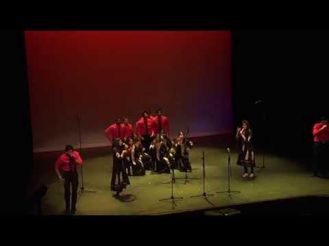 Gathe Raho 2015 - Dhamakapella (1st Place)