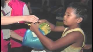 DSWD Relief Distribution, Guiuan, Eastern Samar
