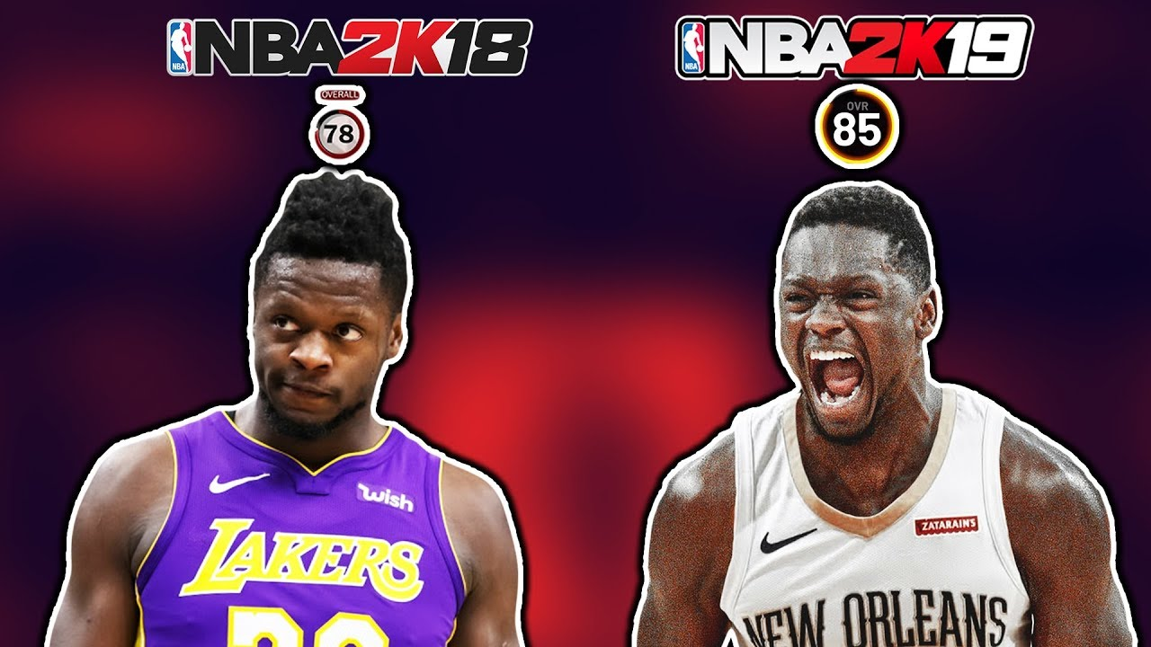 a1aef1ed22f1 Every Teams Most IMPROVED Player Of 2018 According To NBA 2K19 - YouTube