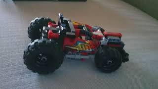 LEGO TECHNIC  42073 AND     7 14 YEARS OLD AND IT IS  NOW
