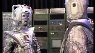 Doctor Who - The Cybermen vs Brian Cant