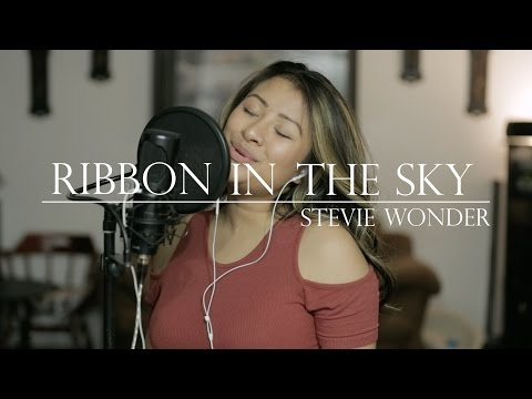 Angela Apigo | Ribbon In The Sky (cover)