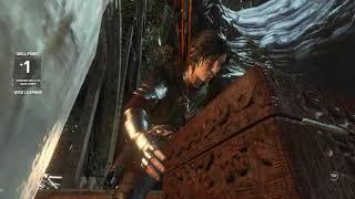 Rise of the Tomb Raider Pit of Judgement
