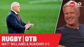 Wednesday Night Rugby | Lions latest w/ Matt Williams & Rúaidhrí O'Connor screenshot 1