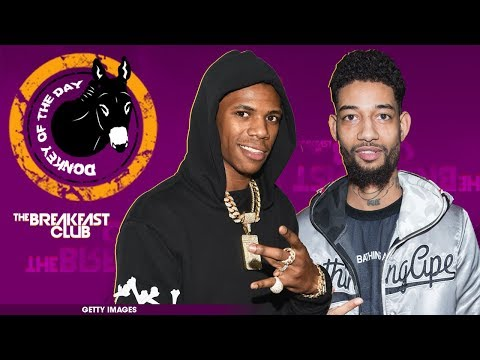 Lil B Gets Jumped  PnB Rock And A Boogie Wit Da Hoodie