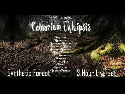 Synthetic Forest - Full live set @ Caldarium Ekleipsis