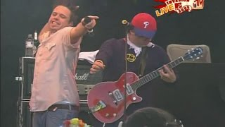 Bloodhound Gang - Vagina Song [MTV Campus Invasion 2006 Germany]
