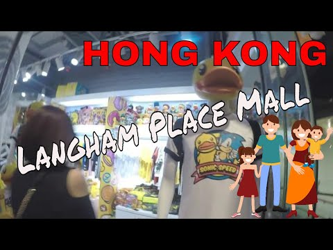 Langham Place Mall Hong Kong