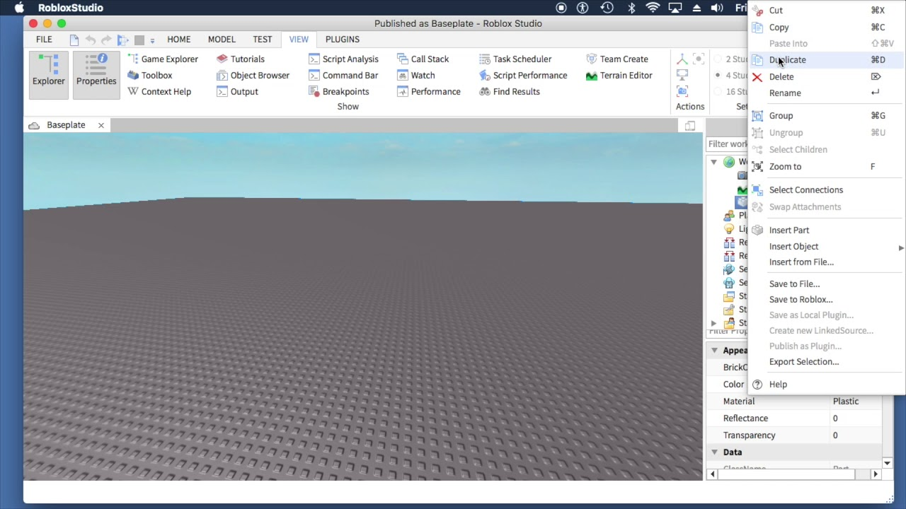 How To Delete Progress On A Game In Roblox Roblox Studio Adding And Deleting Objects Youtube