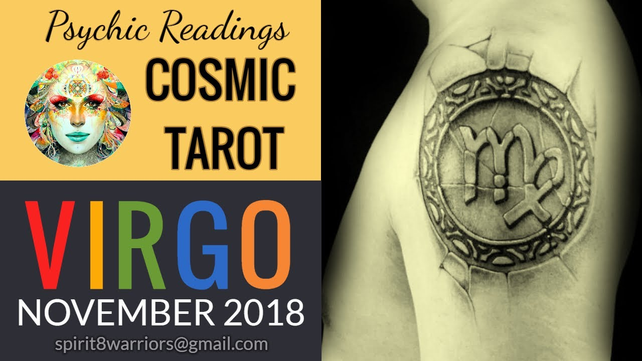 virgo tarot november 12 2019