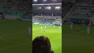 How players play in the match slovenia bulgaria who you thing was better