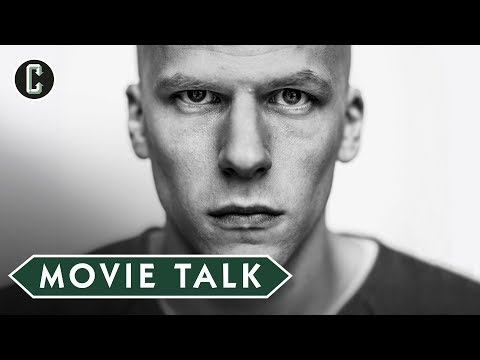 Justice League: Jesse Eisenberg