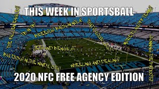 This Week in Sportsball: 2020 NFC Free Agency Edition