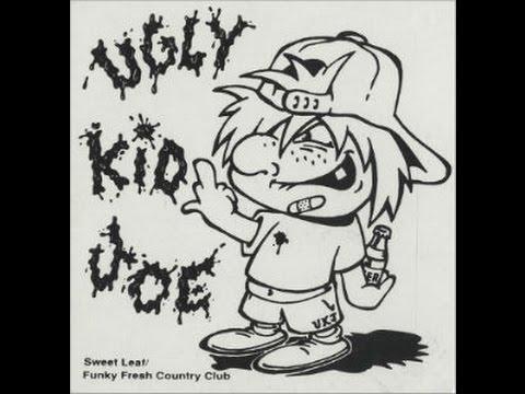 Ugly Kid Joe - Everything About You (Lyrics on screen)