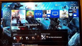 PS4 External hdd error fix