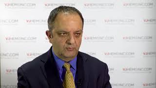 Ruxolitinib plus decitabine in post-MPN AML