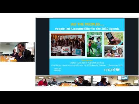 People-led Accountability - Webinar Series on Accountability – Part 2