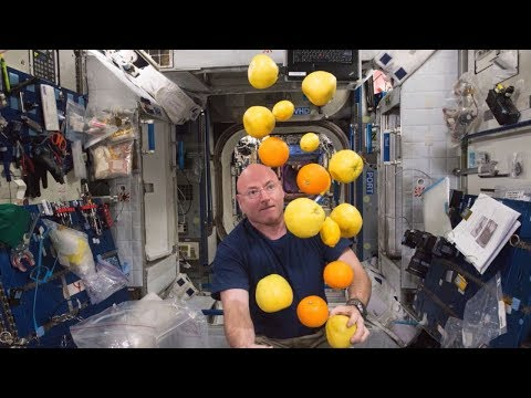 Living and Working in Space: Advanced Food Tech
