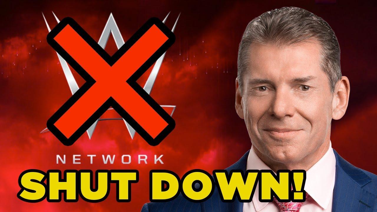 WWE Network Is SHUTTING DOWN