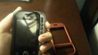 Lg Muziq Lx 570 Phone - TropicalWeather