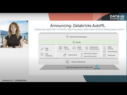 Announcing Databricks Machine Learning, Feature Store, and AutoML | Keynote Data + AI Summit NA 2021